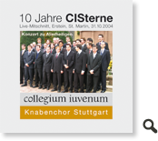CD-Cover: 10 Jahre CISterne