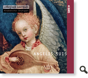 CD-Cover: Angelis Suis