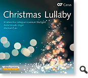 CD-Cover: Christmas Lullaby